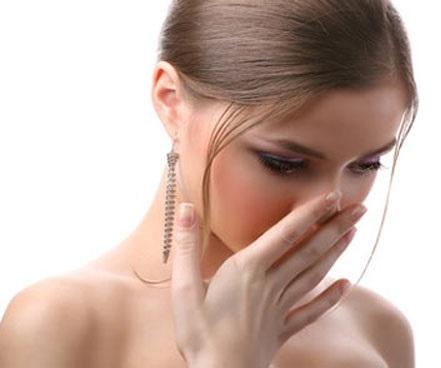 Половые выделения с запахом, хоть зажимай нос